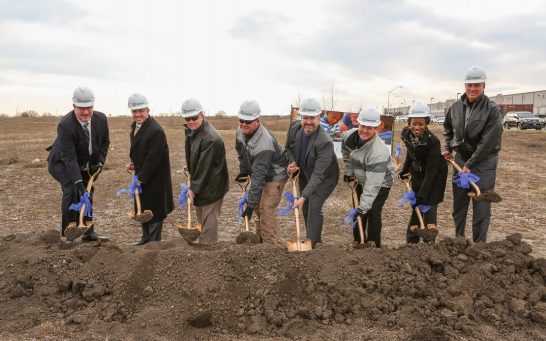 Excelligence Learning Corp. Breaks Ground on MEC-Engineered Facility