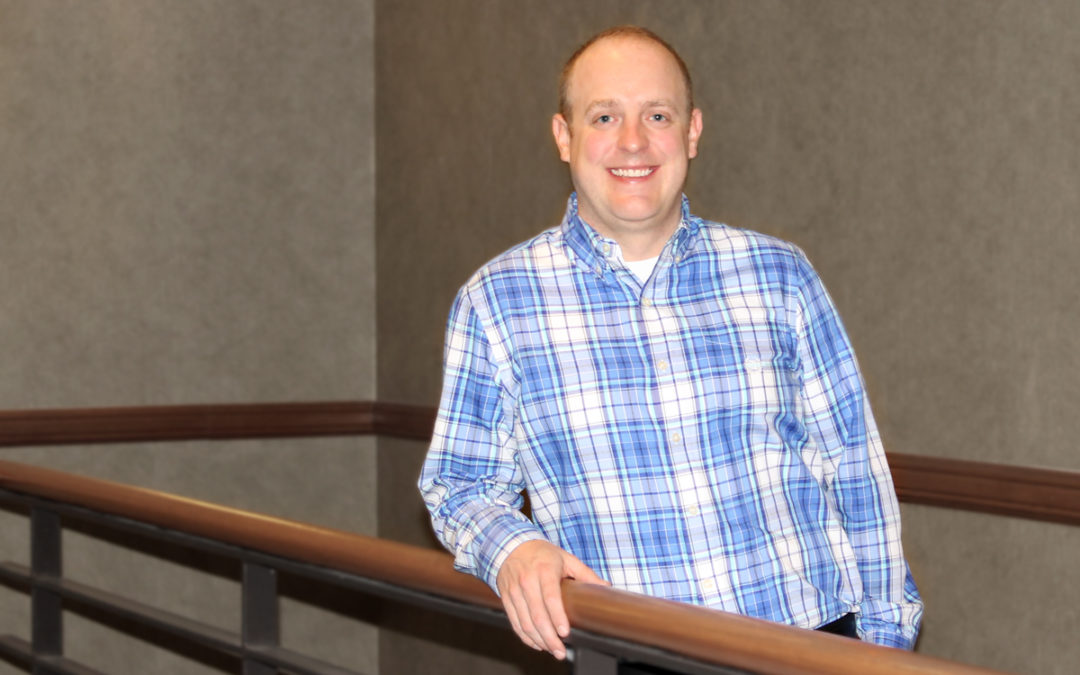 Matthew Kist Promoted to Vice President of Development Services