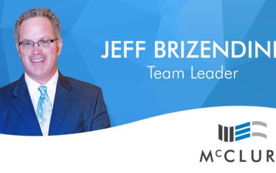 Jeff Brizendine Joins McClure