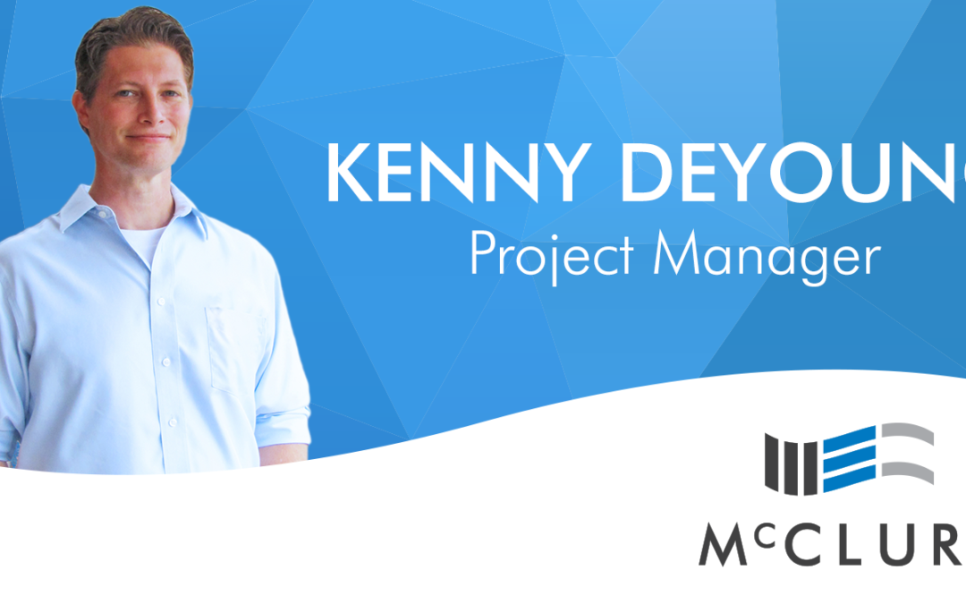 Kenny DeYoung Joins McClure