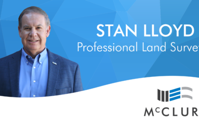 Stan Lloyd Joins McClure