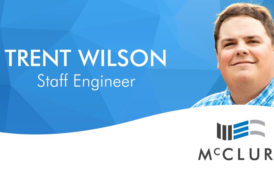 Trent Wilson Joins McClure