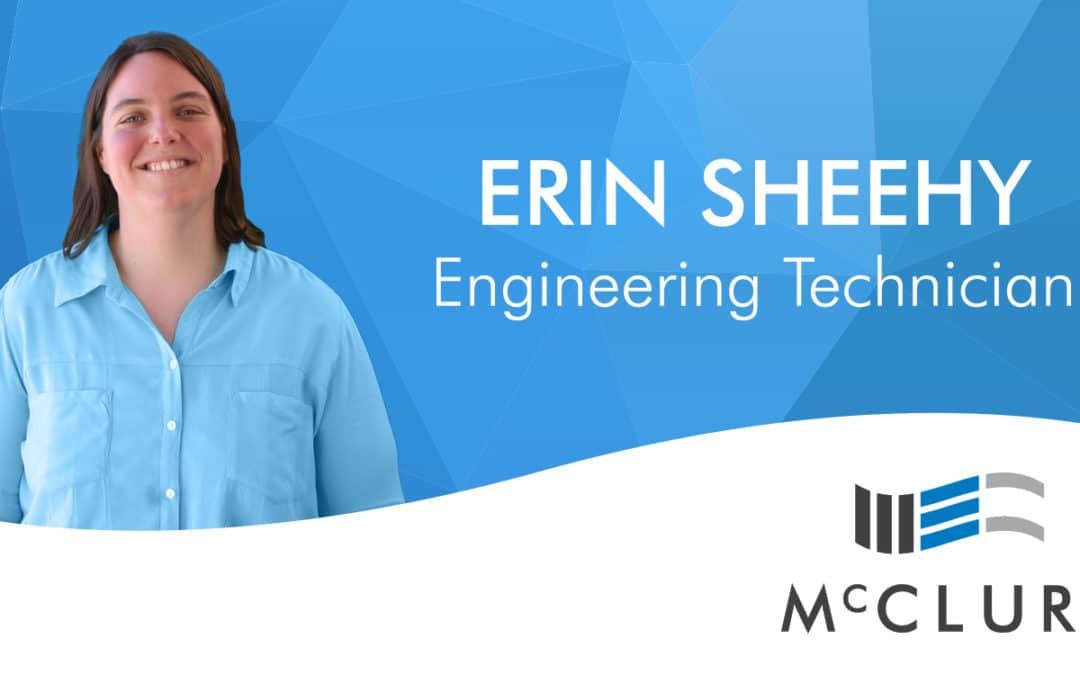 Erin Sheehy Joins McClure