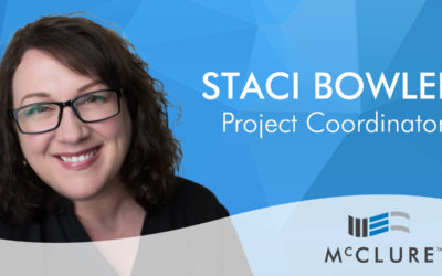 Staci Bowlen Joins McClure