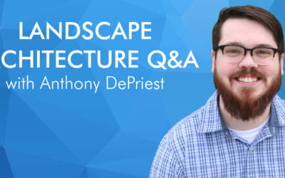 Q&A with Anthony DePriest, McClure's Landscape Designer