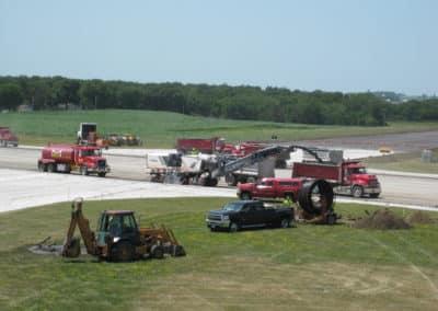 Fort Dodge AP Runway Reconst 1