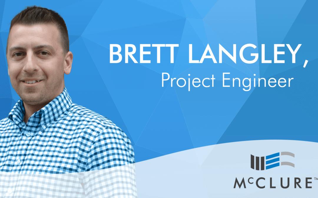 Brett Langley Joins McClure