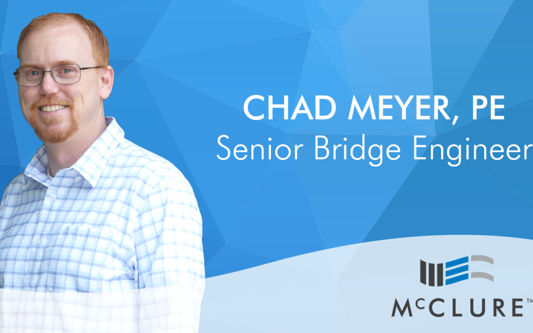 Chad Meyer Joins McClure