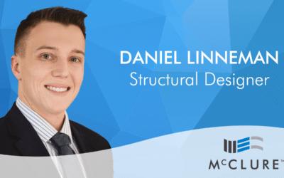 Daniel Linneman Joins McClure