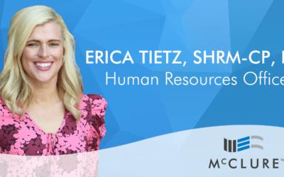 Erica Tietz Joins McClure