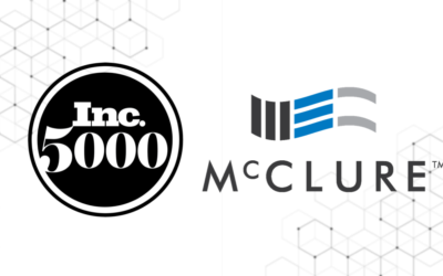 McClure Climbs in Inc. 5000 Rankings