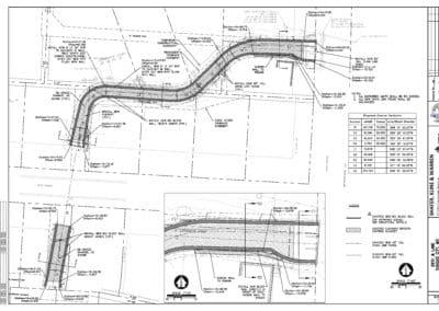 Kansas City, MO 89th & Lane Stormwater Improvements