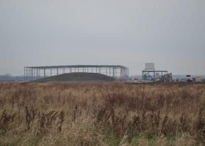 Des Moines, IA Cold Storage Facility