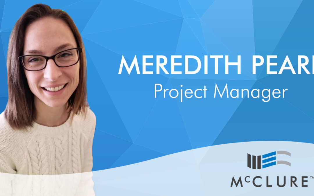 Meredith Pearl Joins McClure