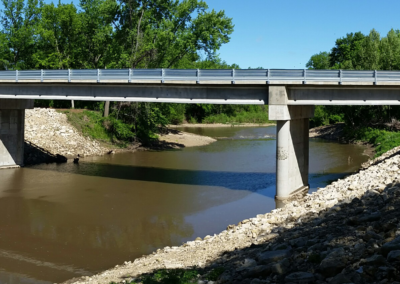 Potters Ford Road Bridge