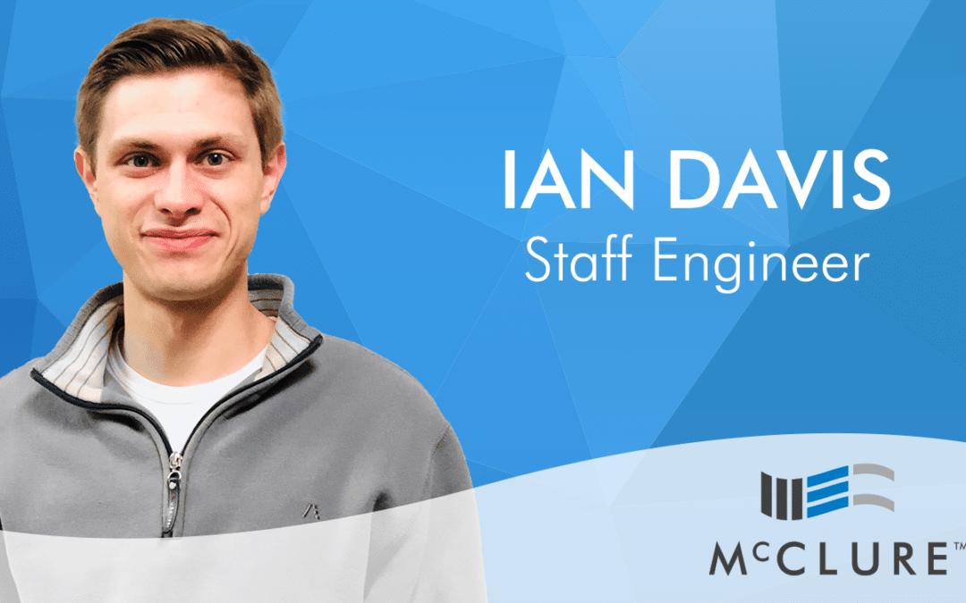 Ian Davis Joins McClure
