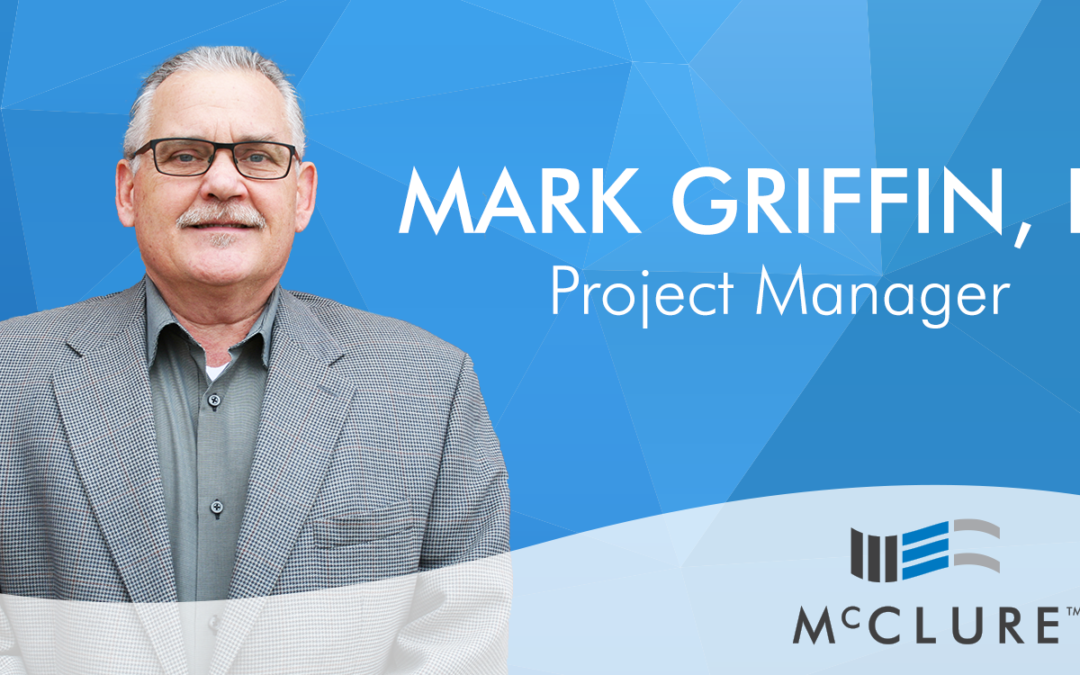 Mark Griffin Joins McClure